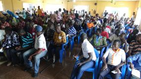Section of participants during the formation of DBC in Ejura2.jpg