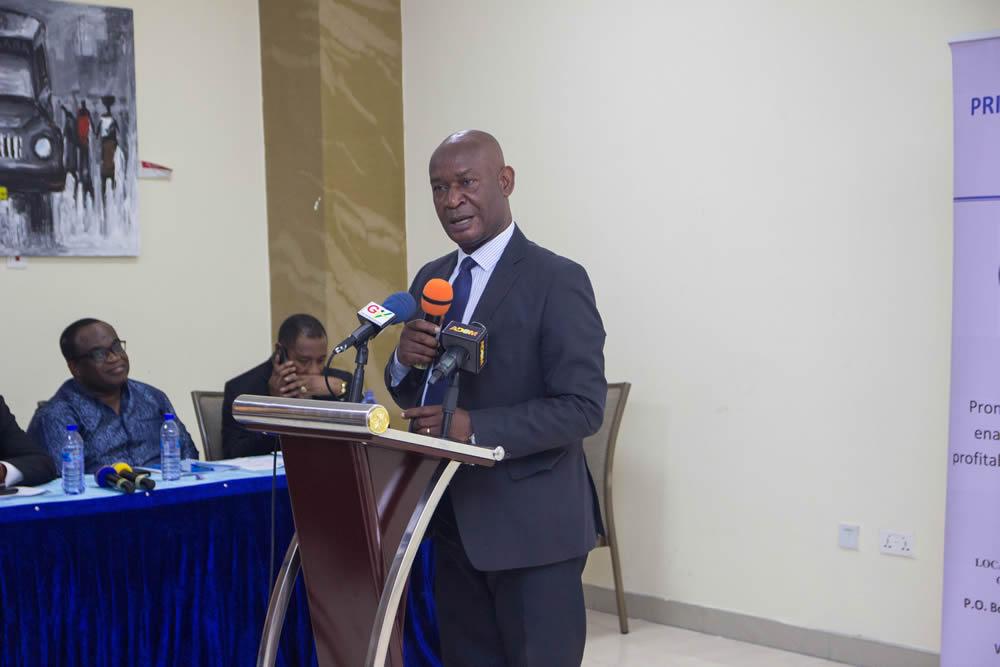 Mr. Kwabena Dafoor