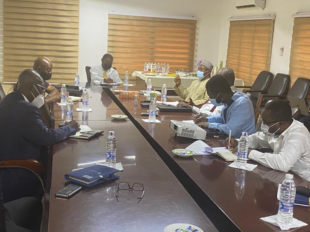 PEF Engages with a team of experts on the AfCFTA