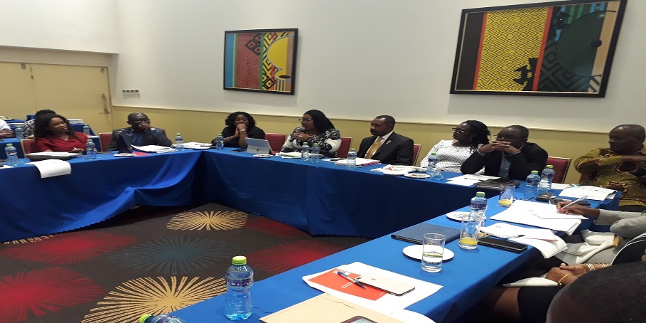 PEF DIALOGUES WITH DUTY BEARERS ON CREATING AN ENABLING BUSINESS ENVIROMENT