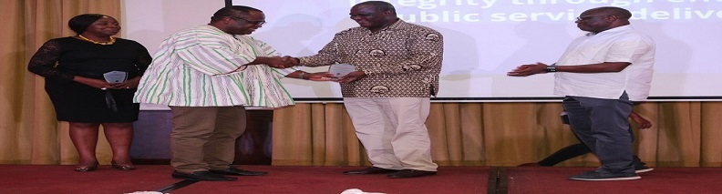 CONGRATULATION TO ALL AWARD WINNERS OF THE MAIDEN PEF-PUBLIC INSTITUTIONS SERVICE DELIVERY AWARDS 2019